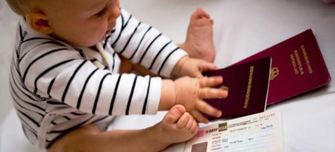 Документы для прописки новорожденного