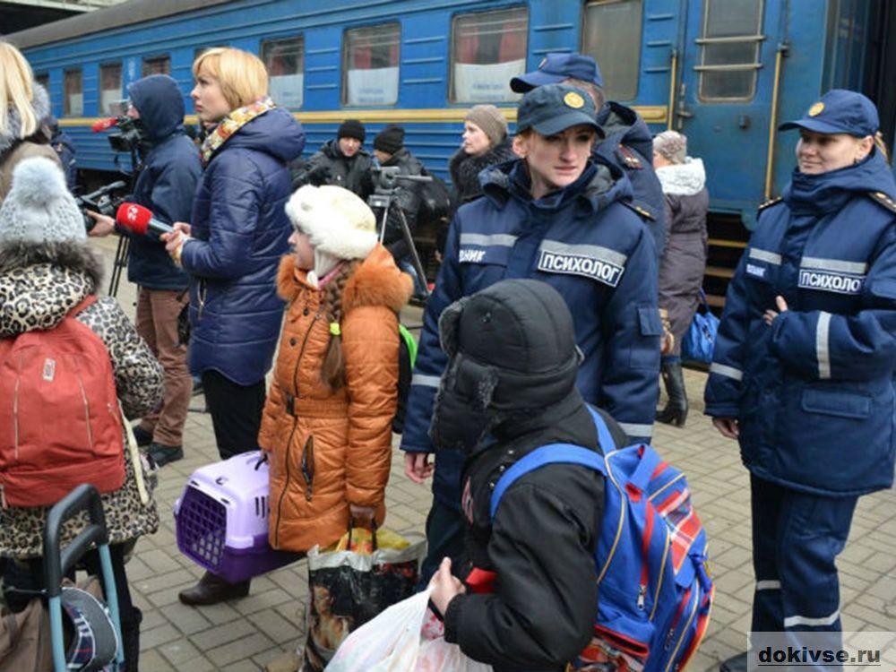 Безопасность перемещения по Украине